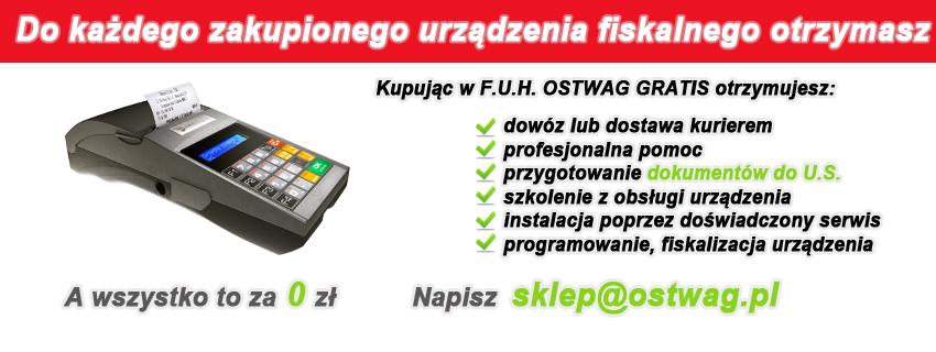 Kasy fiskalne Ostrołęka
